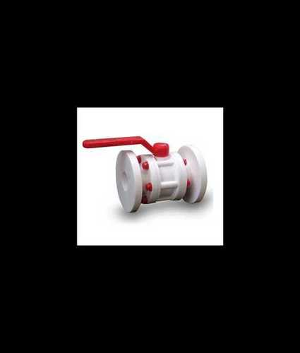 Heavy PP Ball Valve for Water and Chemicals