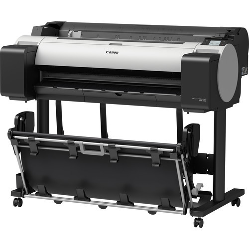 Automatic Large Format Inkjet Printer With M40 Scanner Kit