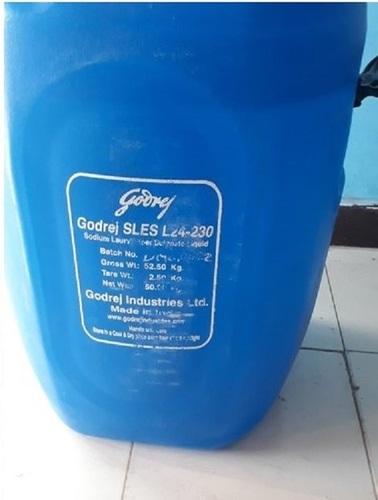 Liquid Sodium Lauryl Ether Sulfate