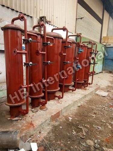 Mild Steel Water Softener Vessel