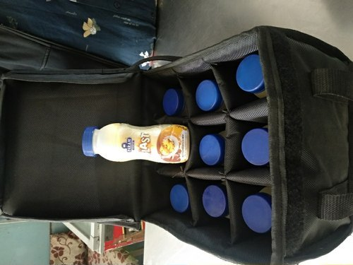 Milk Bottle Isulated Delivery Bags