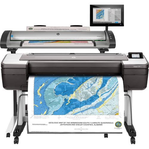Multi Function Color Printer