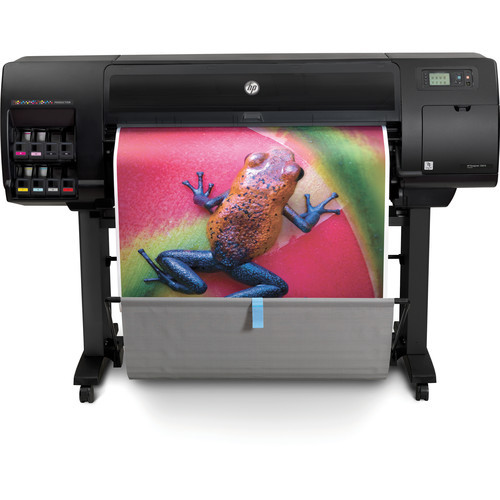 Production Printer With High Impart Graphic