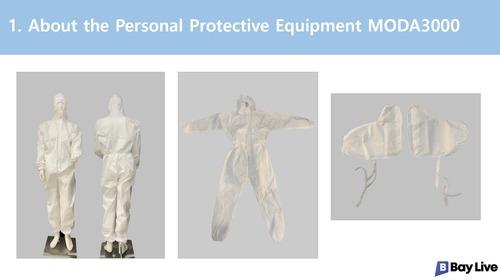 Protective Anti-Contamination Clothing