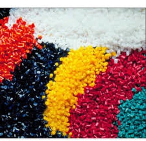 Recycled Coloured Nylon Granule