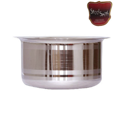 Round Shape SS Kitchen Tope