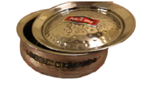 Stainless Steel Round Handi