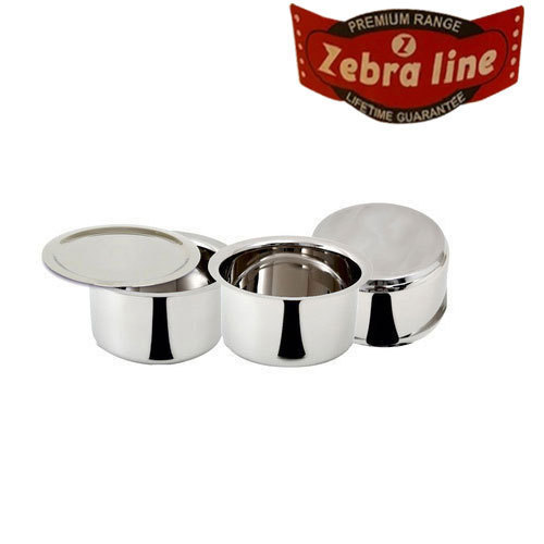 Stainless Steel Tope Set