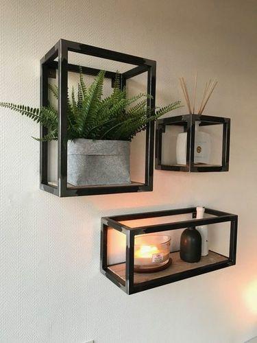 Wall Hanging Designer Shelf