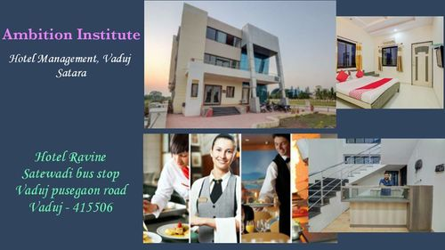 3 Years Hotel Management Degree Programme