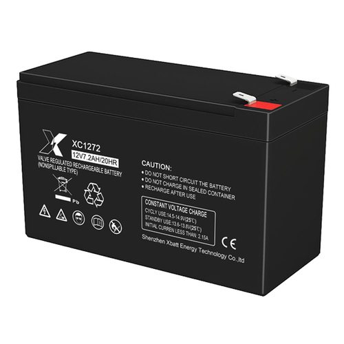 AGM Valve Regulated Rechargeable Lead Acid Battery For UPS