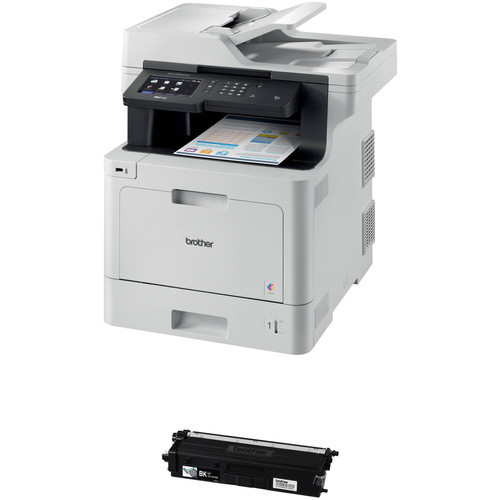 All in One Color Laser Printer With LCD Touch Screen