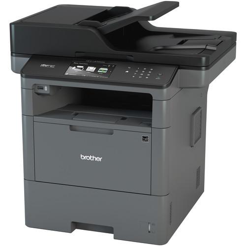 Black Colored All In One Monochrome Laser Printer