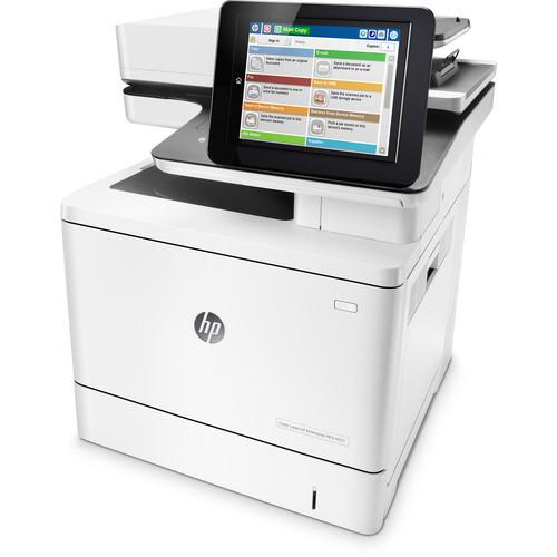 Automatic Color Laserjet Enterprise M577Dn All In One Laser Printer (Hp)
