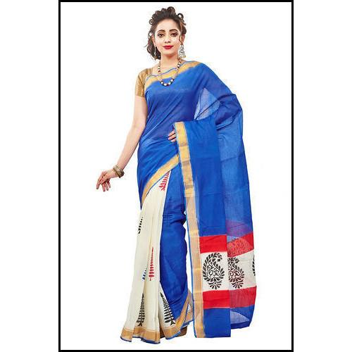 Cotton Formal Wear Saree