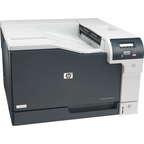 Automatic CP5225dn LaserJet Professional Color Laser Printer (HP)