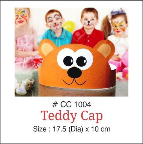 Designer Birthday Teddy Cap