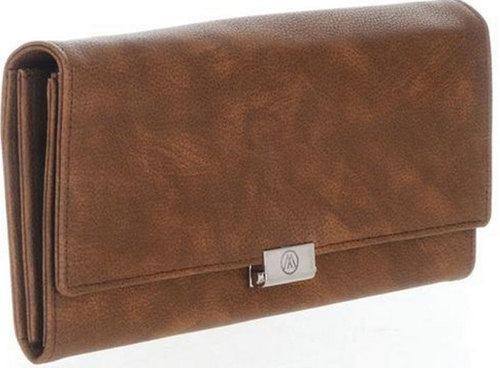 Diana Brown Womens Hand Clutch