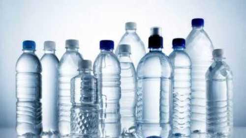 Drinking Water PET Bottles