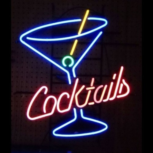 Electric Powered Acrylic Neon Signage