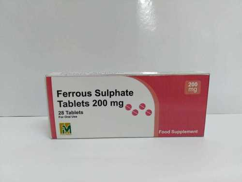 Ferrous Sulphate Tablet 200mg