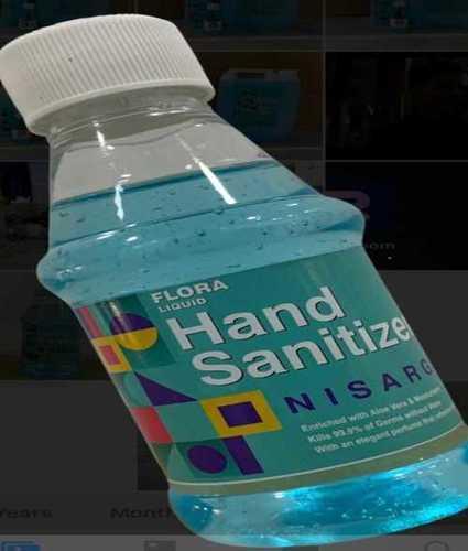 Flora Liquid Form Hand Sentizer 100ml
