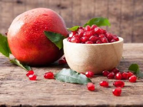 Fresh Natural Pomegranate Fruits