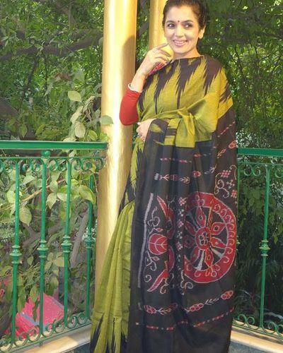 Handloom Khadi Cotton Sarees