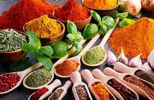 Indian Origin Dried Spices Powder