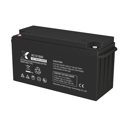 Industrial Rechargeable Lead Acid Battery For Solar System