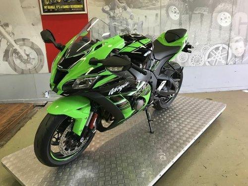 Kawasaki Ninja ZX-10R Motorcycle