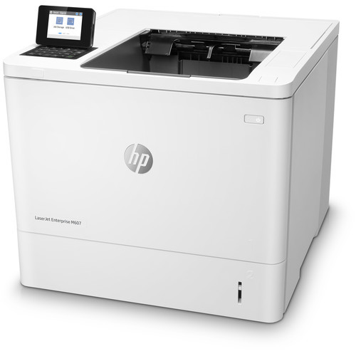 Automatic Laserjet Enterprise M607Dn Monochrome Laser Printer (Hp)