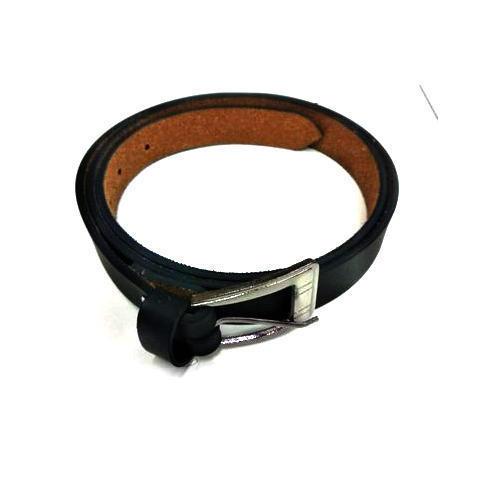 Leather Mens Black Pu Belt