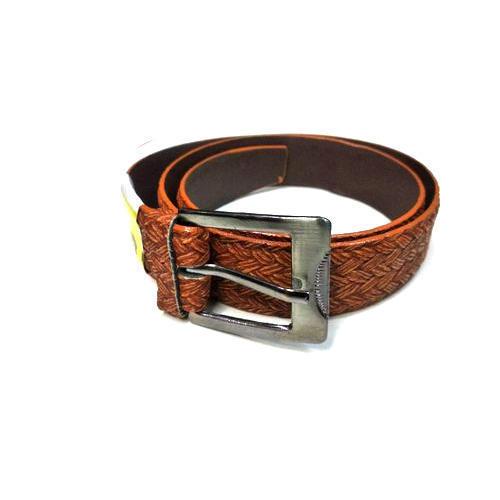 Mens Leather Fashion Belt