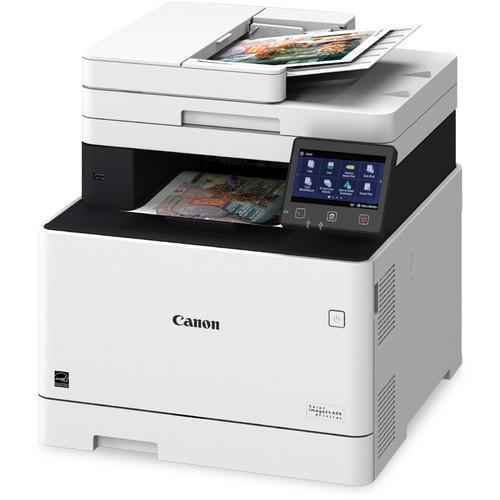 Multifunction Color Laser Printer