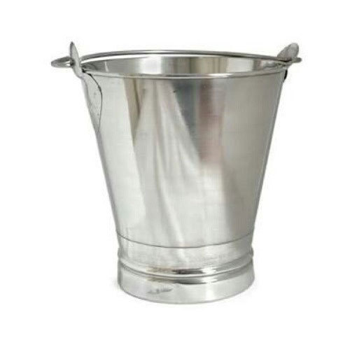 Perfect stainless Steel Bucket