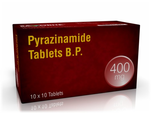 Pyrazinamide Tablet BP 400mg