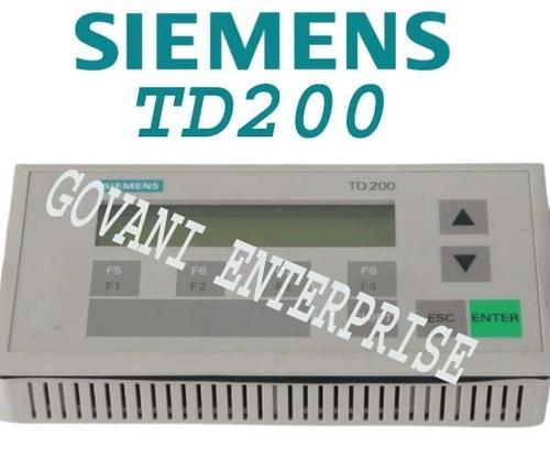 Siemens 6ES7 272-0AA30-0YA1 Operator Interface TD200 for S7-200