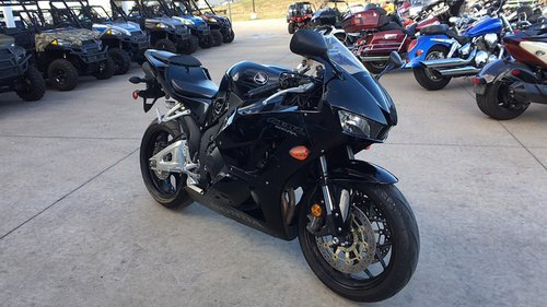 Used Honda Cbr 600 Rr Motorcycle