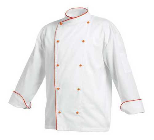 White Color Hotel Uniform Fabric