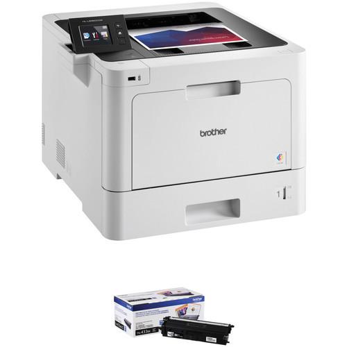 White Color Laser Printer