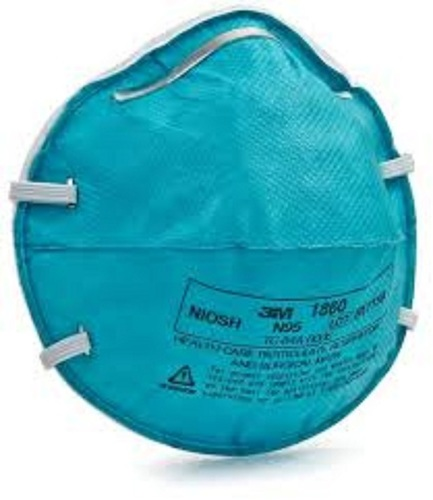 3M 1820 N95 Respirator Face Mask
