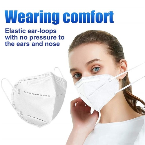 5 Layer N 95 Mask With Respirator