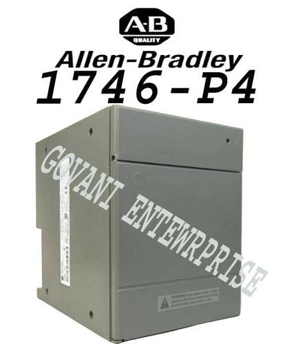 Allen Bradley 1746-P4 Power Supply SLC 500