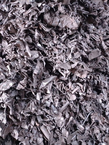 Clean Shredded SS 304 Steel Scrap