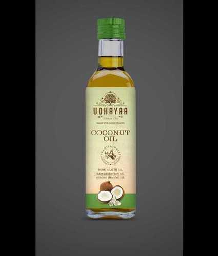 Cold Pressed Edible Coconut Oil