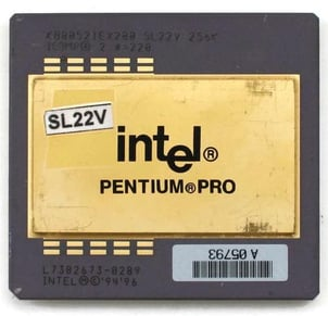 CPU Scraps For Gold Recovery