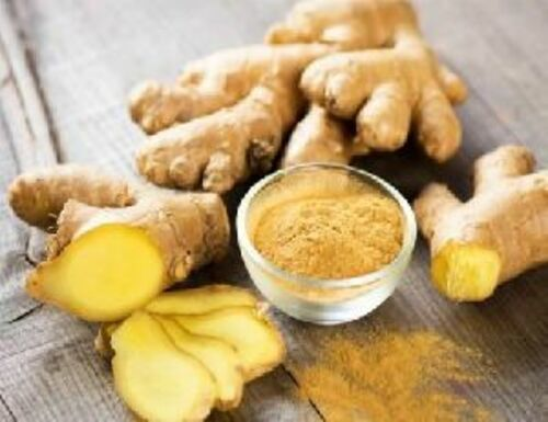 Fresh Brown Ginger For Food