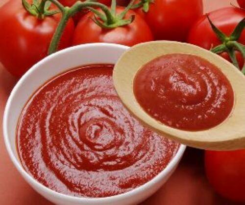 Fresh Tomato Ketchup for Food