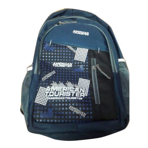 Grey Casual Backpack (American Tourister)